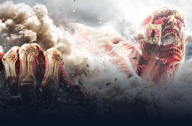 映画『進撃の巨人 ATTACK ON TITAN』動画を無料視聴